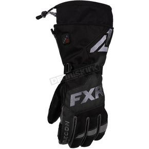 Black Heated Recon Gloves - 200810-1000-16