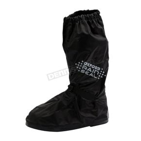Black Rainseal Waterproof Boot Covers - OBXL