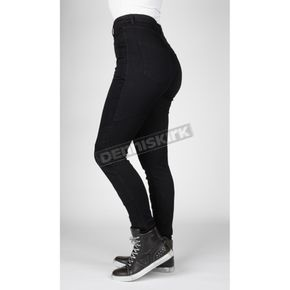 Women's Black Bull-It Fury II Skinny Jeggings