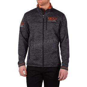 Race Division Elevation Tech Zip Up