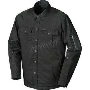 Black Abrams Riding Shirt