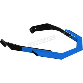 StraightLine Performance Bllue Aluminum Sport Series Front Bumper - 183-227-BLUE