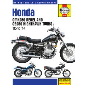 Haynes Honda Repair Manual - M2756