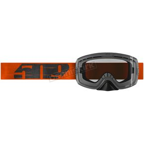 Dark Ops Kingpin Goggles w/Clear Tint Lens - F02001300-000-602