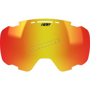 Fire Mirror/Light Rose HCS Replacement Lens for Aviator 2.0 Goggles - F02007000-000-101