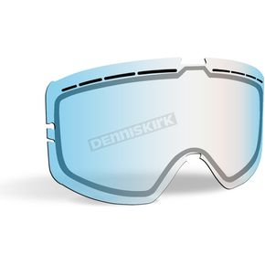 Chrome Mirror/Light Blue Replacement Lens for Kingpin Ignite Heated Goggles - F02004300-000-201