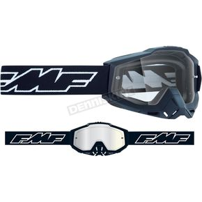 Rocket Black Powerbomb Rocket OTG Goggles w/Clear Lens - F-50204-101-01