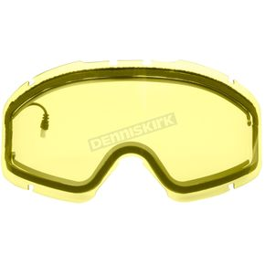 Yellow Electric Lens for 210 Degree Goggles - 120405#