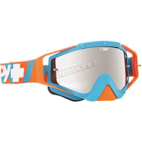 Spy Optic Happy DNA Omen Goggle w/Happy Bronze/Silver Mirror Lens - 323129811271
