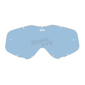 Spy Optic Light Blue Replacement Lens for Klutch/Whip/Targa 3 Goggles - 092018000151