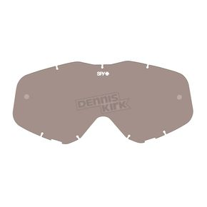 Spy Optic Smoke Replacement Lens for Klutch/Whip/Targa 3 Goggles - 092018000210