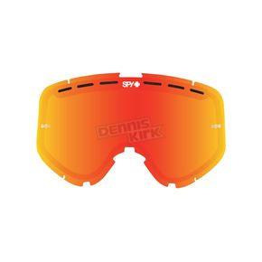Spy Optic Smoke w/Red Spectra Replacement Lens For Woot/Woot Race Goggle  - 093346000842