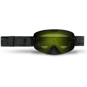 509 Whiteout Kingpin Goggles w/Polarized Yellow Lens - 509-KINGOG-17-WO