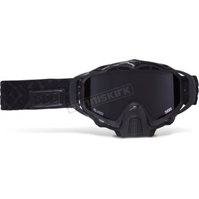 509 Black Ops Sinister X5 Goggles w/Polarized Smoke Lens - 509-X5GOG-13-BO