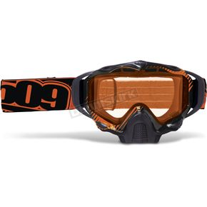509 Orange Sinister X5 Goggles w/Orange Lens - 509-X5GOG-17-OR