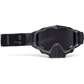 509 Stealth Bomber Sinister X5 Goggles w/Polarized Smoke Lens - 509-X5GOG-16-SB