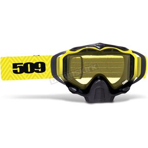 509 Yellow Sinister X5 Goggles w/Yellow Lens - 509-X5GOG-17-YL