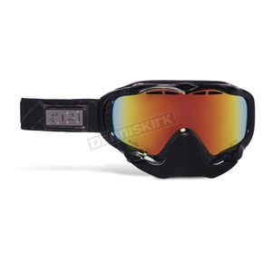 509 Youth Black Fire Sinister Goggles - 509-SINGOGY-13-BF