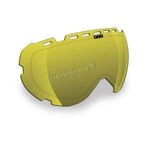 509 Polarized Yellow Replacement Lens for Aviator Goggles - 509-AVILEN-13-PYL