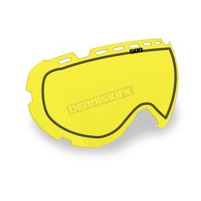 509 Yellow Replacement Lens for Aviator Goggles - 509-AVILEN-13-YL