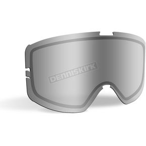 Chrome Mirror/Yellow Tint Replacement Lens for Kingpin Goggles - 509-KINLEN-17-CY