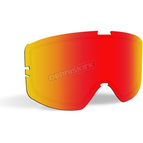 509 Fire Mirror/Rose Tint Replacement Lens for Kingpin Goggles - 509-KINLEN-17-FR