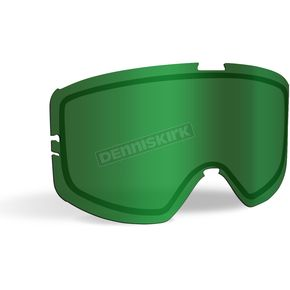 509 Green Mirror/Yellow Tint Replacement Lens for Kingpin Goggles - 509-KINLEN-17-GY