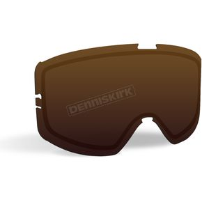 509 Polarized Bronze Replacement Lens for Kingpin Goggles - 509-KINLEN-17-PBR