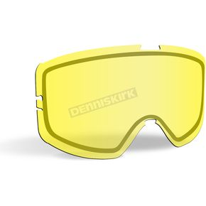 509 Polarized Yellow Replacement Lens for Kingpin Goggles - 509-KINLEN-17-PYL