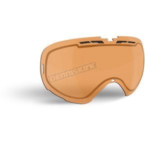 509 Orange Replacement Lens for Revolver Goggles - 509-REVLEN-17-OR