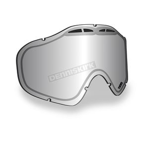 509 Chrome Mirror/Orange Tint Replacement Lens for Sinister X5 Goggles - 509-X5LEN-13-CO
