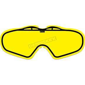 509 Youth Yellow Replacement Lens for Sinister Goggles - 509-SINLENY-13-YL