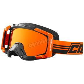 Castle X Orange Stage Blackout OTG Snow Goggles - 64-1882