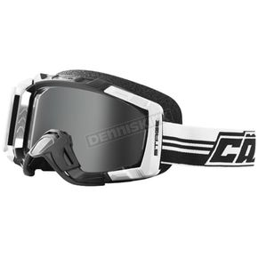 Castle X White Stage Blackout OTG Snow Goggles - 64-1885