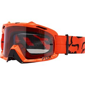 Fox Orange Air Defence Race Goggles - 14594-009-NS