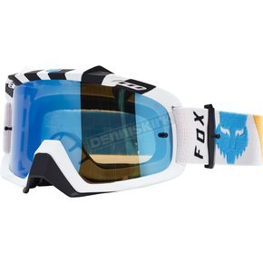 Fox White Air Space Rohr Goggles - 18431-008-NS