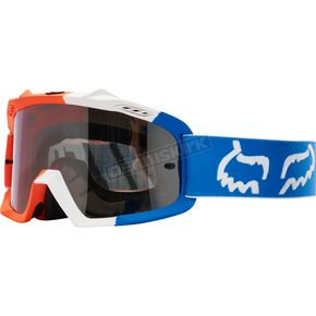 Fox Youth Orange Air Space Creo Goggles - 18432-009-NS