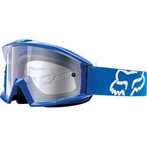 Fox Blue Main Goggles - 19827-002-OS