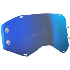 Scott Blue Chrome Works Replacement Lens for Prospect Goggles - 248776-282