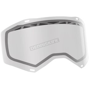 Scott Clear Dual Pane ACS Replacement Lens for Prospect Goggles - 250067-041