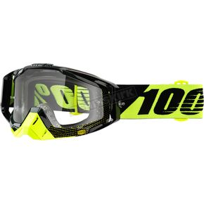 100% Racecraft Cox Goggles w/Clear Anti-Fog Lens - 50100-207-02