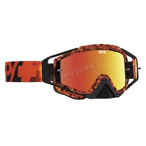 Spy Optic Flare Omen Goggle w/Smoke/Red Spectra Lens - 323129721856