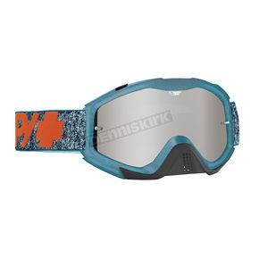 Spy Optic Stone Wash Klutch Goggle w/Happy Bronze/Silver Mirror Lens - 322017733483