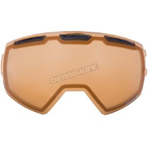Klim Persimmon Replacement Double Lens for Oculus Goggles - 3891-000-000-005