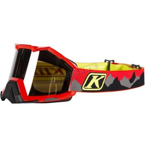 Klim Red Mountains Viper Snow Goggles - 3902-000-000-002