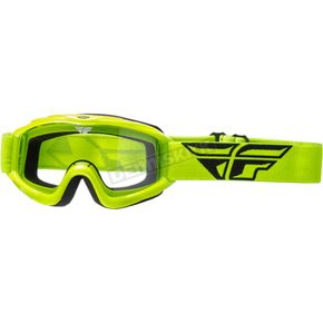 Fly Racing Hi-Vis Focus Goggles - 37-4008