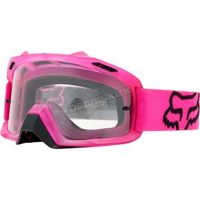 Fox Pink Air Space Goggles - 20576-170-OS