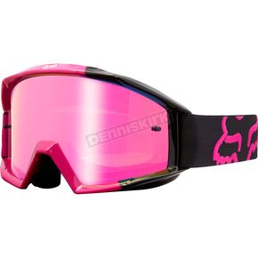 Fox Black Main Mastar Goggles - 19969-001-NS