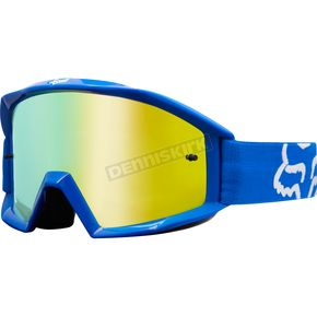 Fox Blue Main Goggles - 19968-002-NS