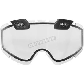 Clear Dual Pane/Vented Lens for 210 Tactical Goggles - 507008#